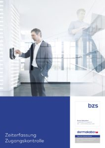 Bavaria Zeitsysteme-Firmenprospekt
