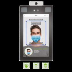 Sicherheits- und Gesichtserkennungs-Gerät